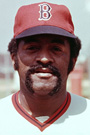 Portrait of Luis Tiant