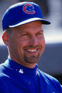 Portrait of Mark Grace