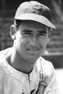 Portrait of Ted Williams