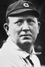 Portrait of Cy Young
