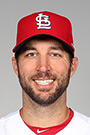 Portrait of Adam Wainwright