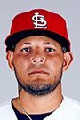 Portrait of Yadier Molina