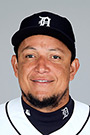 Portrait of Miguel Cabrera