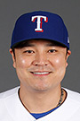 Portrait of Shin-Soo Choo