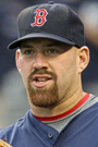Portrait of Kevin Youkilis