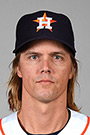 Portrait of Zack Greinke