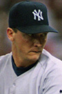 Portrait of David Cone