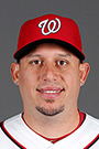 Portrait of Asdrubal Cabrera