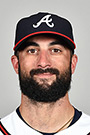 Portrait of Nick Markakis