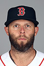 Portrait of Dustin Pedroia