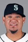 Portrait of Felix Hernandez