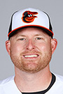 Portrait of Mark Trumbo