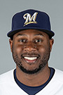 Portrait of Lorenzo Cain