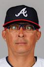 Portrait of Jesse Chavez