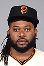 Portrait of Johnny Cueto
