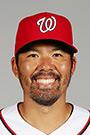 Portrait of Kurt Suzuki