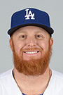 Portrait of Justin Turner