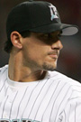 Portrait of Carl Pavano