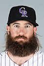 Portrait of Charlie Blackmon