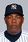 Portrait of Aroldis Chapman