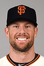 Portrait of Zack Cozart