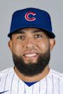 Portrait of Kelvin Herrera