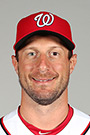 Portrait of Max Scherzer