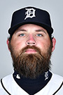 Portrait of Derek Norris