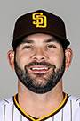 Portrait of Mitch Moreland
