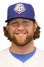 Portrait of Clayton Cook
