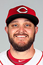 Portrait of Wade Miley