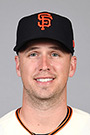 Portrait of Buster Posey