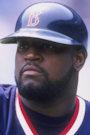 Portrait of Mo Vaughn