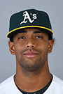 Portrait of Khris Davis