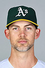 Portrait of Mike Minor