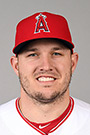 Portrait of Mike Trout