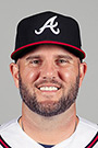 Portrait of Matt Adams