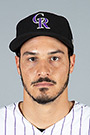 Portrait of Nolan Arenado