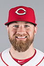 Portrait of Tucker Barnhart