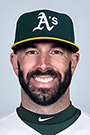Portrait of Mike Fiers