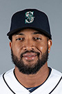 Portrait of Domingo Santana