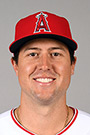 Portrait of Tyler Skaggs