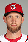 Portrait of Stephen Strasburg