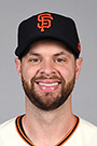 Portrait of Brandon Belt
