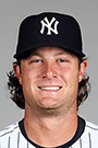 Portrait of Gerrit Cole