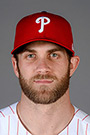 Portrait of Bryce Harper