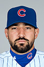 Portrait of Nick Castellanos