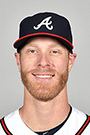 Portrait of Mike Foltynewicz