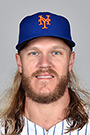 Portrait of Noah Syndergaard