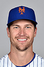 Portrait of Jacob deGrom